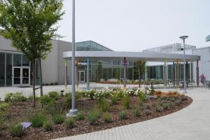 Photo of the Marin County Health and Wellness Campus