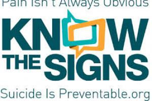Know the Signs - Suicide is Preventable.org