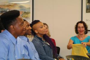 County of Marin Career Explorers Program (CMCE) Participants.