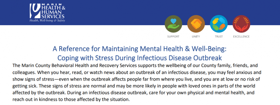 Find resources to help individuals, caretakers, and support staff with mental health and well-being.