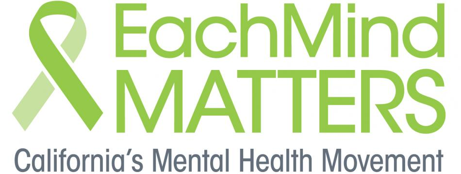 May Mental Health Month - Each Mind Matters Logo
